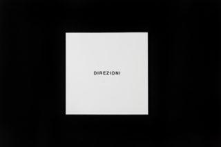 Front cover of Direzioni